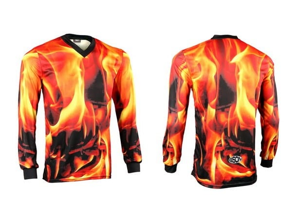 Dres pro hasičský sport z výroby Bison Sportswear