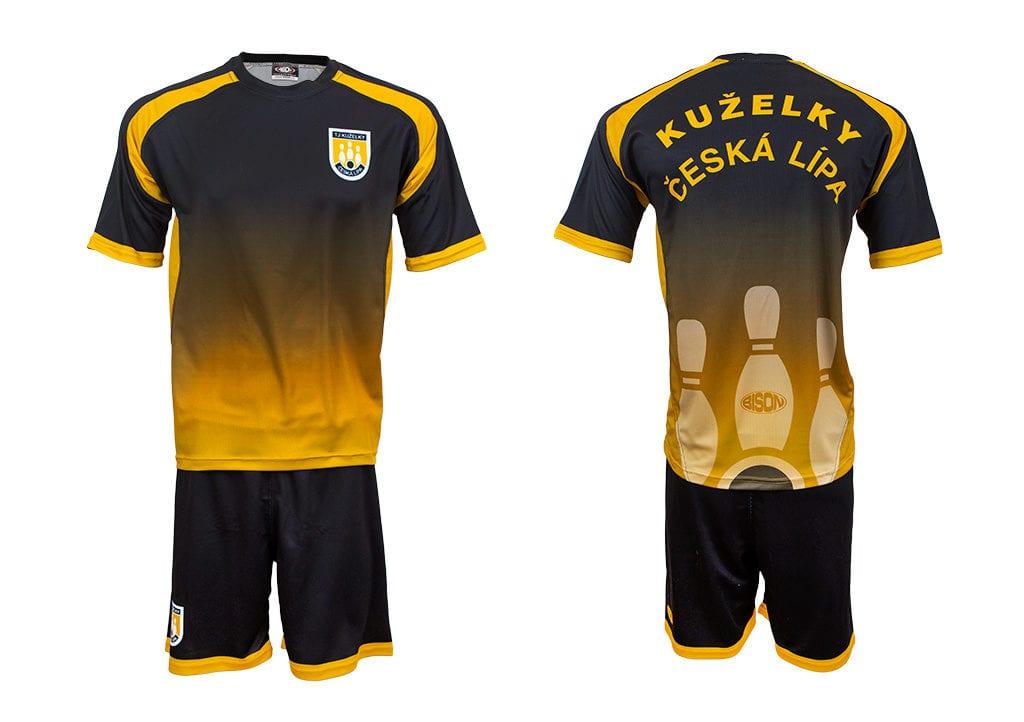 Kuželkářský dres Bison Sportswear