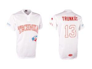 Dres baseball z výroby Bison Sportswear.