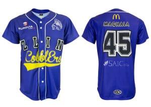 baseballový dres Bison Sportswear