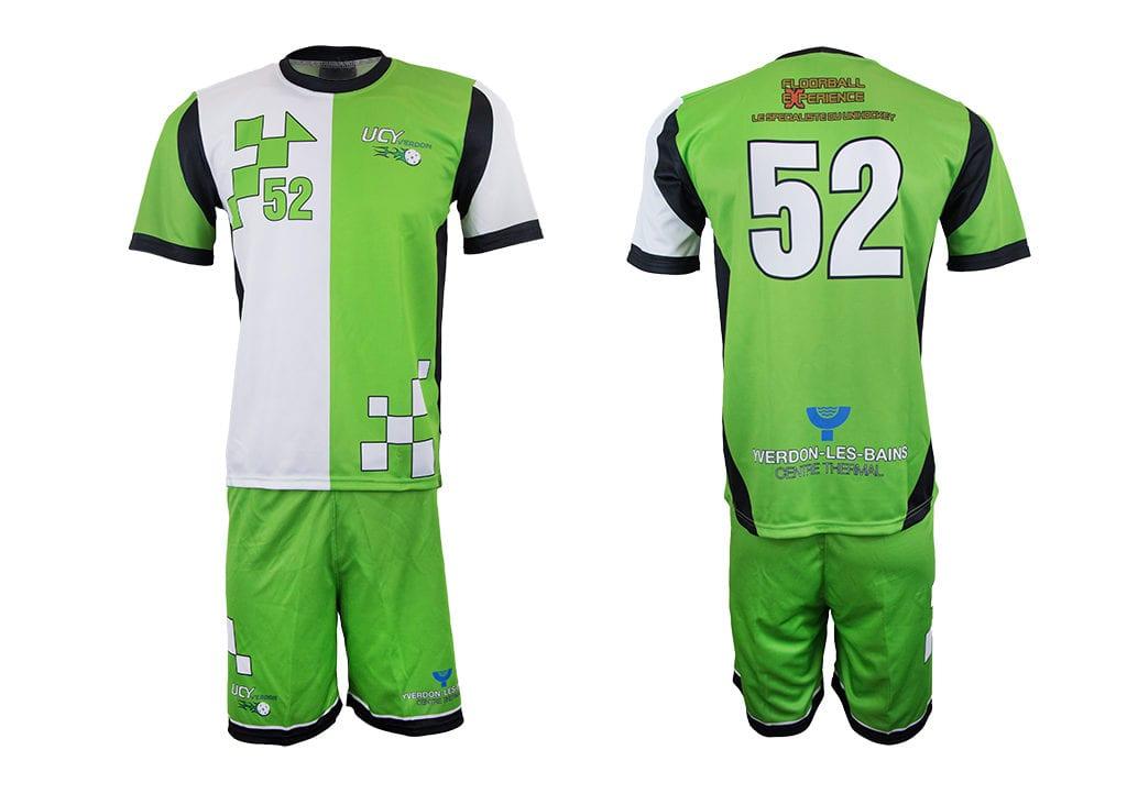 Florbalový dres Bison Sportswear