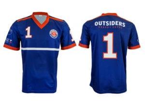 fotbalový dres Bison Sportswear
