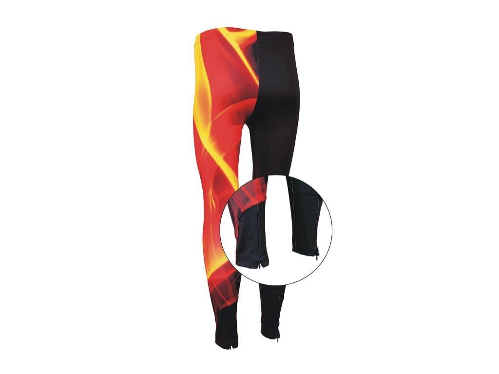 Hasičské elastické klahoty od výrobce Bison Sportswear.
