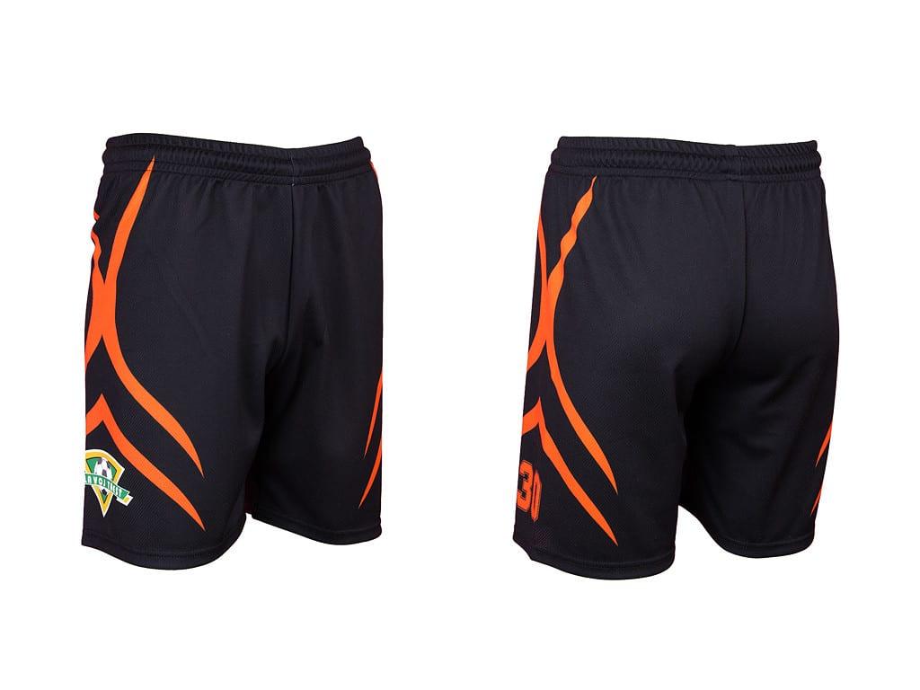 Trenýrky házená z výroby Bison Sportswear.