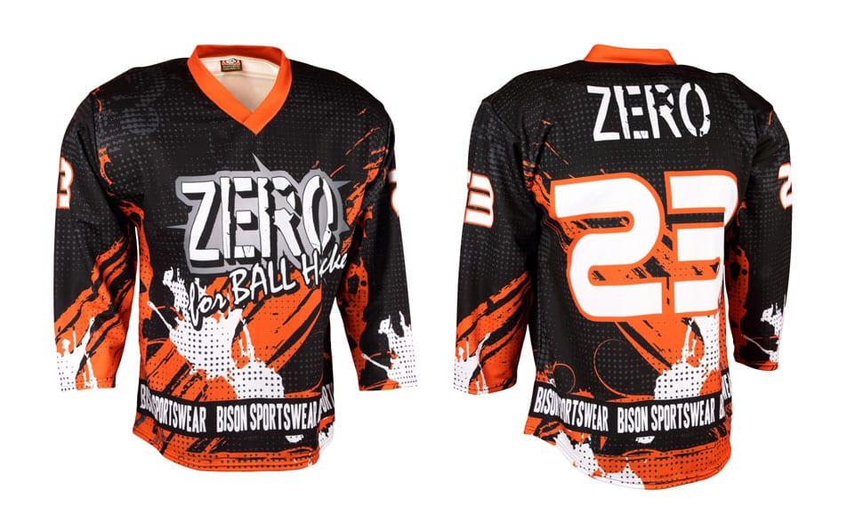 Ball hockey jerseys b02690e84bf