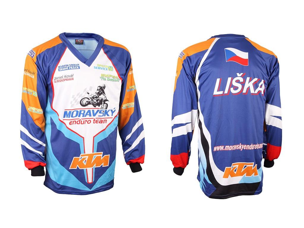 motokrosový dres Bison Sportswear