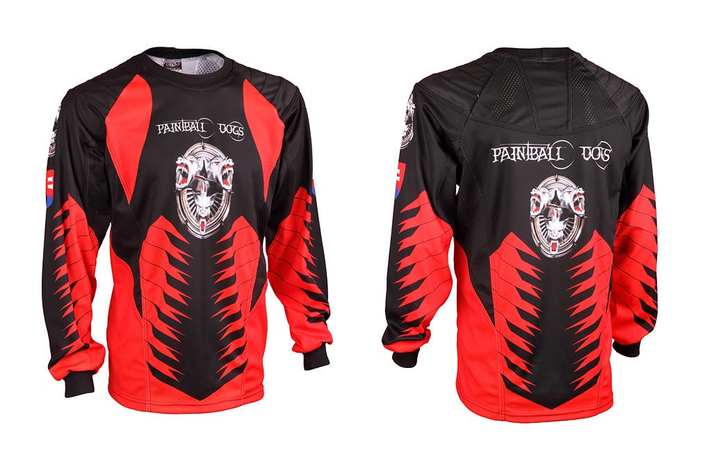 Paintball dres Bison Sportswear.