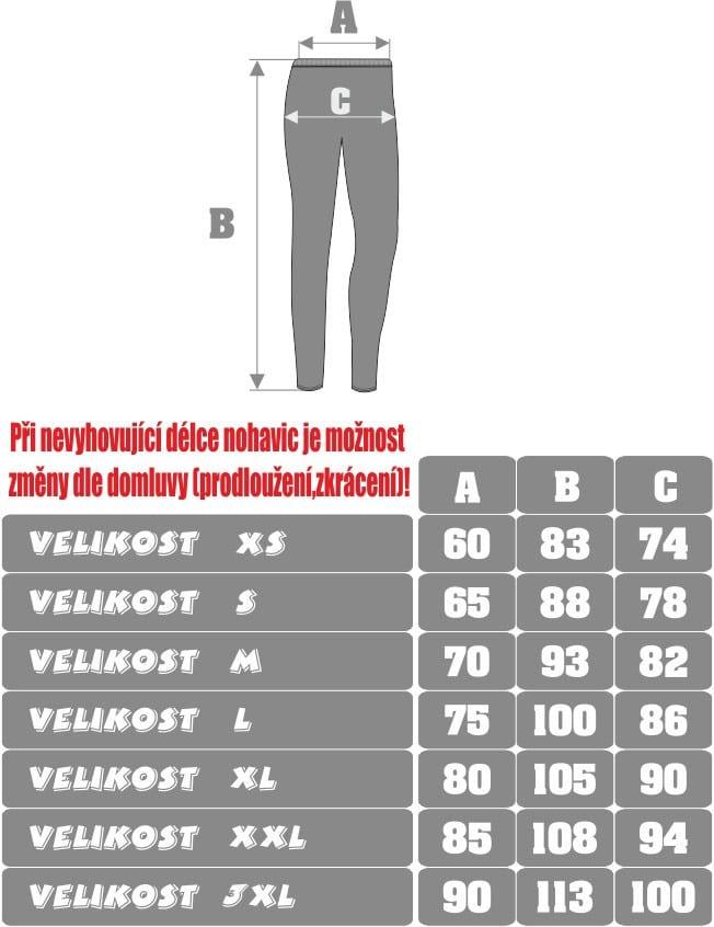 kalhoty-elastik-damske