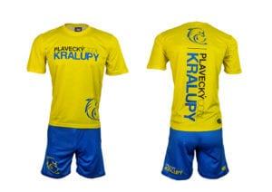 Sportovní dresy od českého výrobce Bison Sportswear