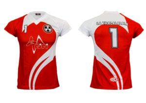Fotbalové dresy z výroby Bison Sportswear