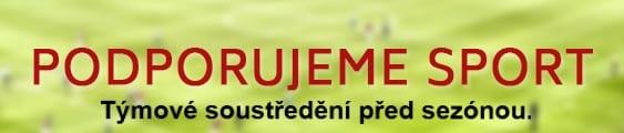 Podporujeme sportovní soustředění týmů, klubů a organizací - Bison Sportswear, výrobce sportovních dresů.