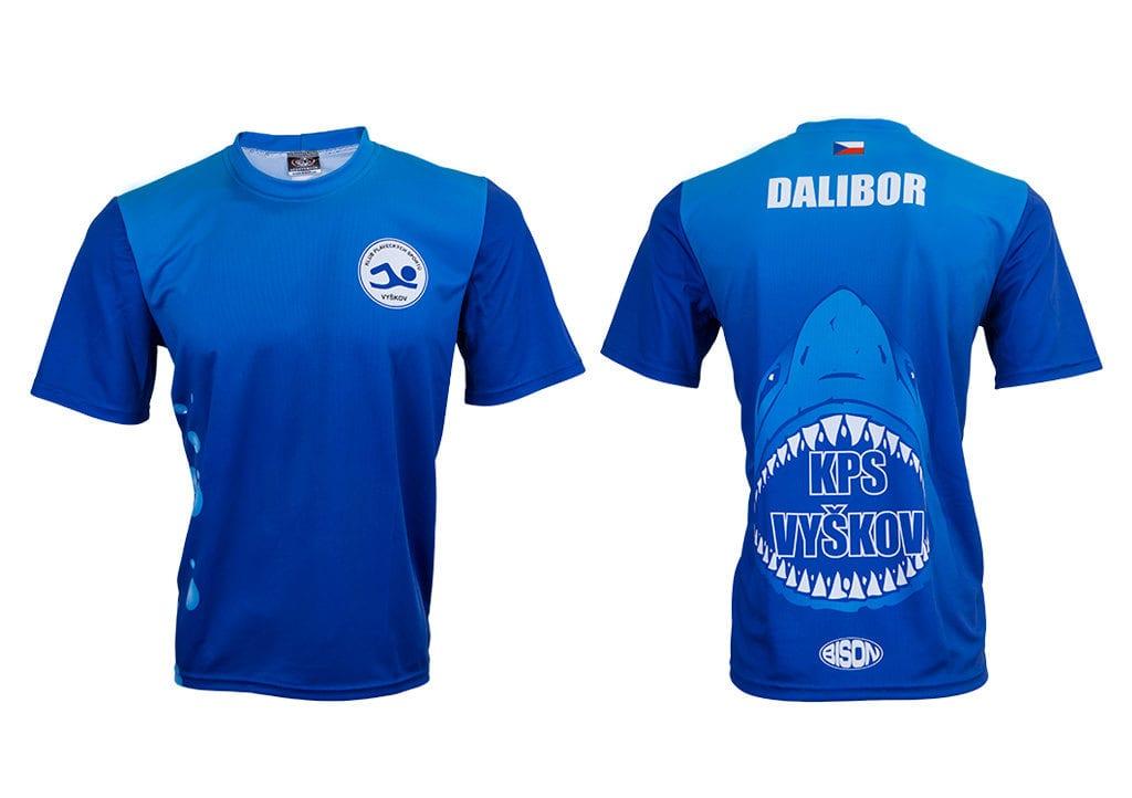 Plavecký dres z výroby Bison Sportswear