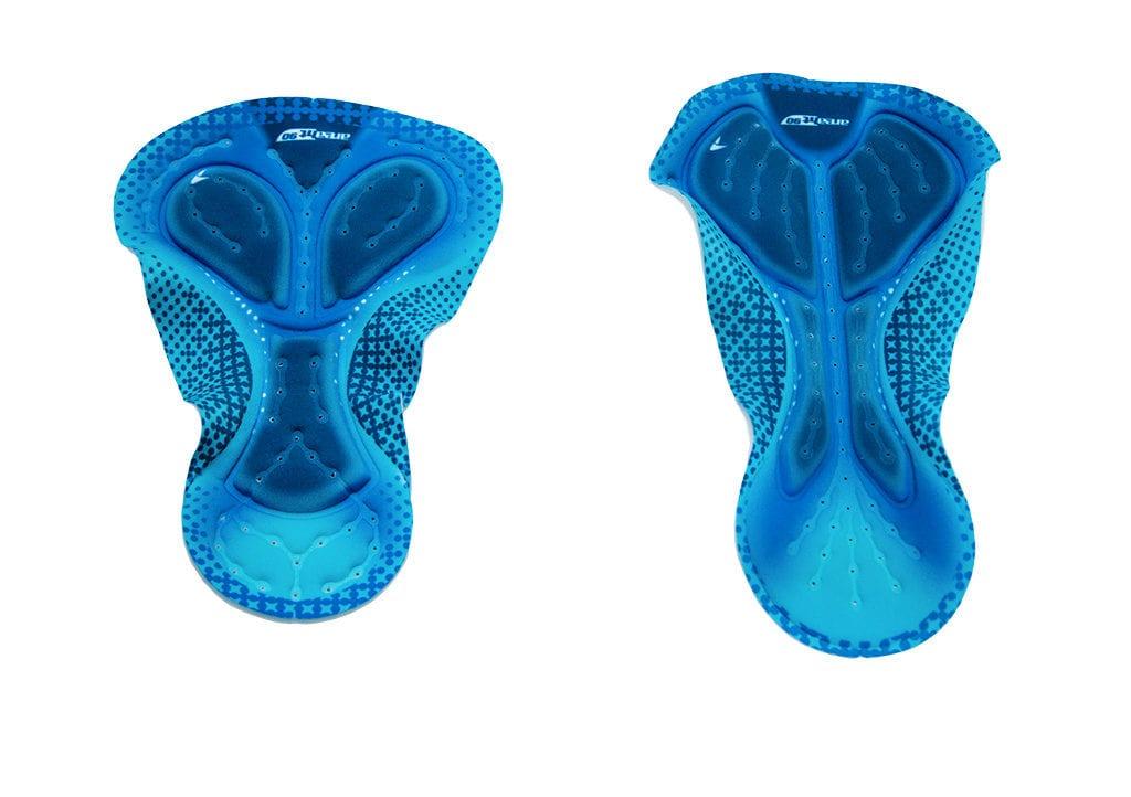Vložky do cyklistických kalhot Bison Sportswear