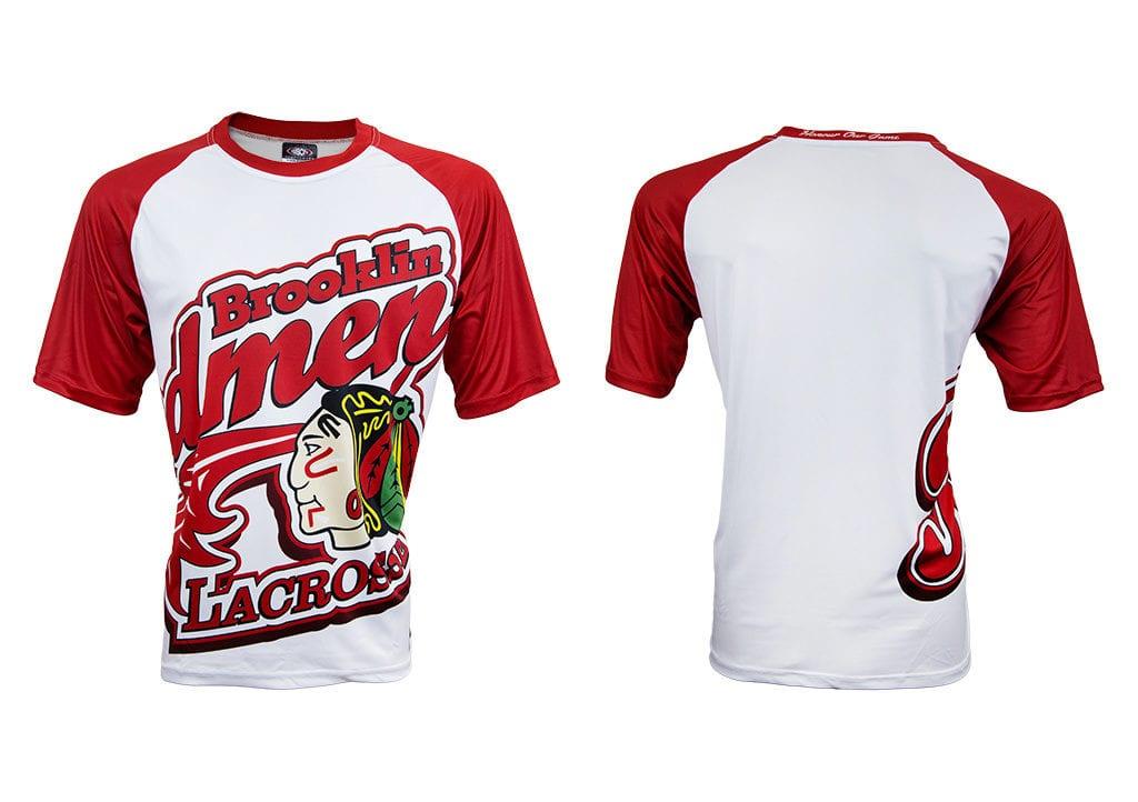 Lakrosový dres Bison Sportswear.