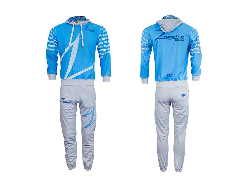 Plavecké oblečení - týmová souprava Bison Sportswear