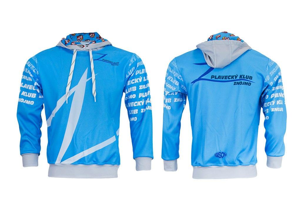 Plavecké oblečení - mikina Bison Sportswear