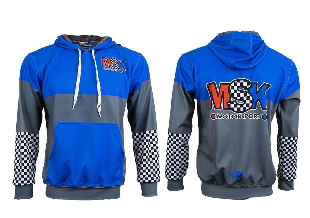 Týmové oblečení ve vlastím designu od českého výrobce dresů a týmového oblečení Bison Sportswear