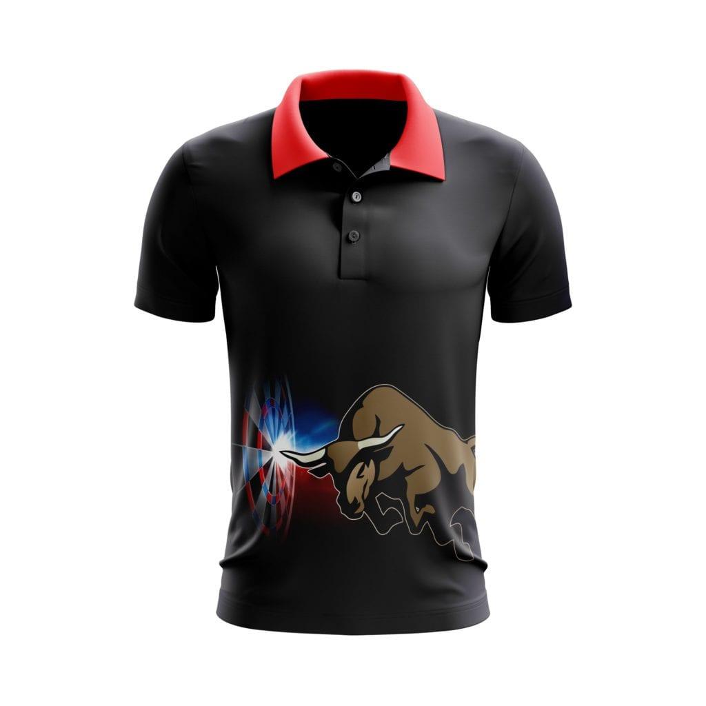 Polokošile pro šipky Bison Sportswear