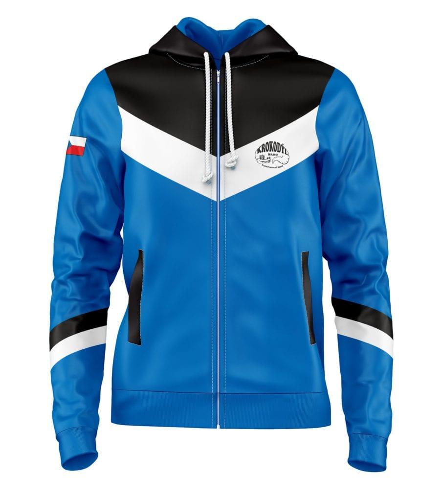 Grafický návrh plaveckého oblečení Bison Sportswear